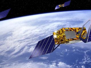 Спутниковая система навигации Galileo