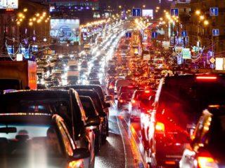 Москва уступила Стамбулу статус города с самыми загруженными дорогами