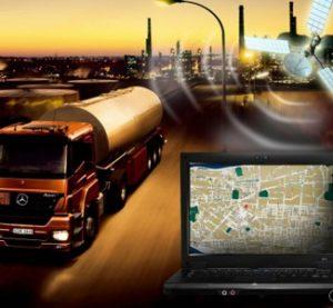 Система контроля грузовиков