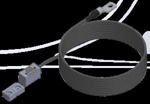 Беспроводной датчик температуры с выносным сенсором ДТ-Р1В