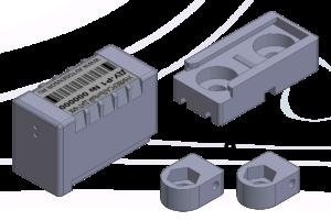 Беспроводной датчик контроля моточасов, на базе Универсального датчика ДУ-Р1