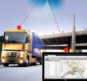 Контроль грузового транспорта