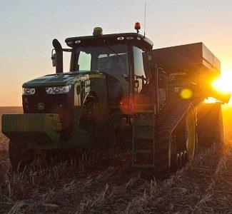Мониторинг тракторов